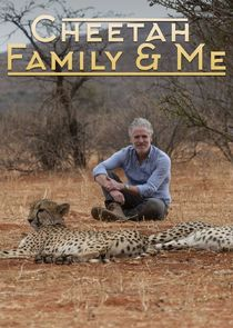 Cheetah Family & Me-51009