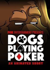 Dogs Playing Poker-51070