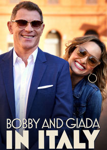 Bobby and GIada in Italy