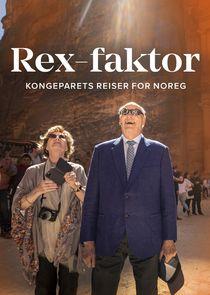 Rex-faktor - Kongeparets reiser for Noreg