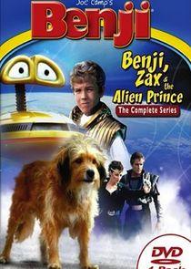 Benji, Zax and the Alien Prince