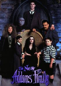 Новая семейка Аддамс