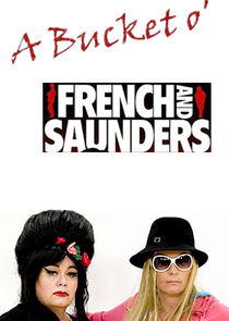 A Bucket o French and Saunders-20107