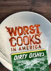 Worst Cooks in America: Dirty Dishes-51015
