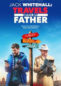 Джэк Уайтхолл: Путешествия с отцом