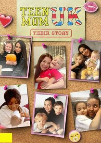 Teen Mom UK: Their Story-52605