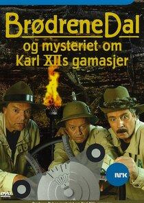 Brødrene Dal og Mysteriet om Karl XIIs gamasjer-52690
