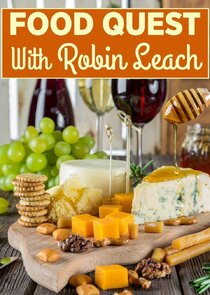 Food Quest with Robin Leach