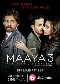 Maaya: Slave of Her Desires-53170