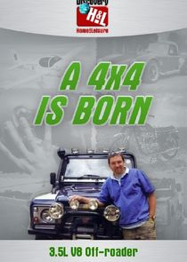 A 4x4 is Born-11769