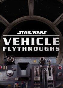 Star Wars: Vehicle Flythrough