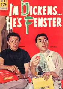 Im Dickens--Hes Fenster