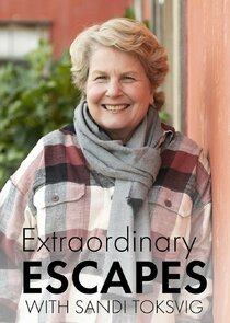 Extraordinary Escapes with Sandi Toksvig