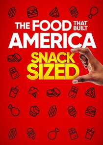 The Food That Built America Snack Sized-52812
