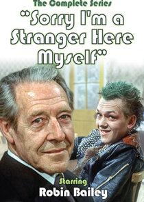Sorry, I'm a Stranger Here Myself