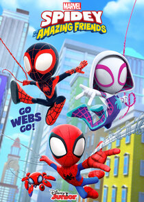 Marvel's Spidey and His Amazing Friends-42040