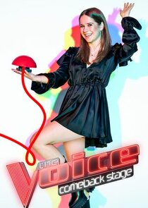 The Voice Comeback Stage