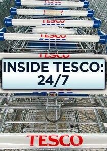 Inside Tesco 24/7