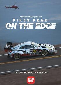 Pikes Peak On The Edge