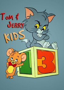 Том и Джерри в детстве-4391