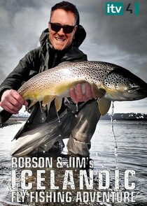 Robson and Jim's Icelandic Fly-Fishing Adventure