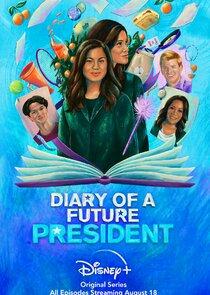Дневник женщины-президента