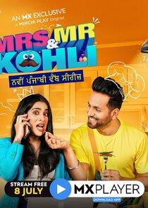 Mrs. and Mr. Kohli
