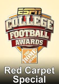 College Football Awards Red Carpet Special