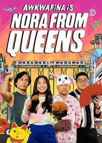 Awkwafina Is Nora from Queens-42102