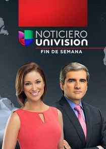 Noticiero Univisión: Fin de Semana