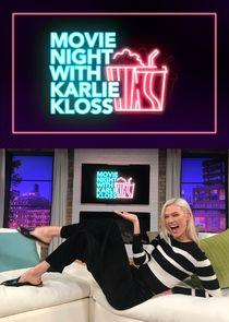 Hollywood Movie Night with Karlie Kloss