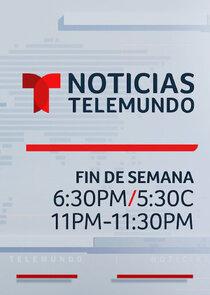 Noticiero Telemundo: Fin de semana-17602