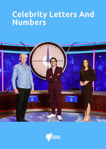 Celebrity Letters & Numbers-56259