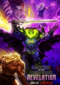 Masters of the Universe: Revelation-41765